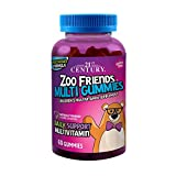 21st Century Zoo Friends Multi Gummies, Fruit, 60 Count For Sale