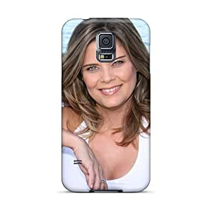 Scratch Resistant Cell-phone Hard Covers For Samsung Galaxy S5 With Support Your Personal Customized Stylish Lunatica Band Pictures RitaSokul