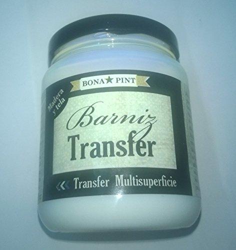 BARNIZ TRANSFERIDOR DE IMAGENES BONAPINT 200 CC: Amazon.es: Hogar
