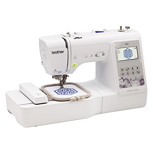 Brother SE4000 Combination Computerized Sewing And 400x400 Embroidery New Brother Sewing And Embroidery Machine Se400