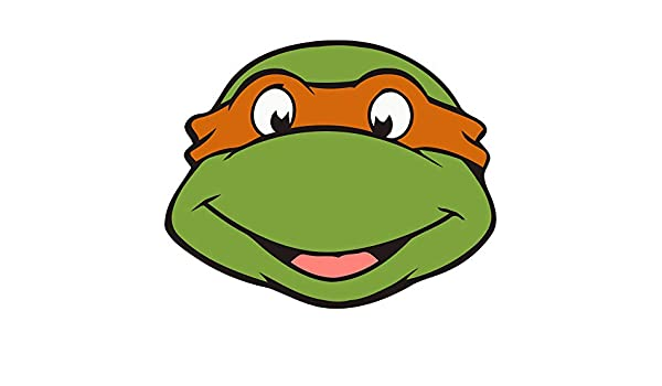 Amazon.com: Teenage Mutant Ninja Turtles TMNT Decal Sticker ...