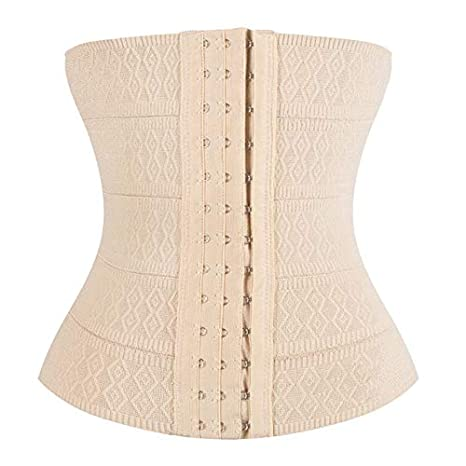 c6d896df437 World 2 home Miss Belt Women Waist Trimmer Cincher Underbust Control Girdle  Fajas Waist Corsets Shapewear Hot Body Shaper Plus Size  Amazon.in  Health  ...