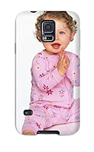 9441802K78971332 High-end Case Cover Protector For Galaxy S5(cute Baby Hd (8))