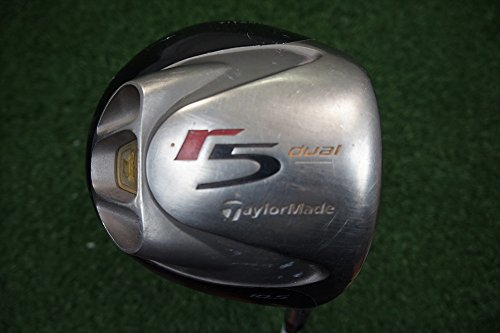 Taylormade R5 Dual Right-Handed Driver Graphite Stiff 10.5° (Taylormade R5)