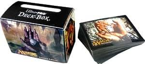 Ultra Pro MTG Magic MOX DIAMOND Deck Box Combo with 80 Sleeves
