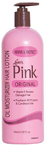 Luster's Pink Oil Moisturizer Hair Lotion 32oz by Luster's