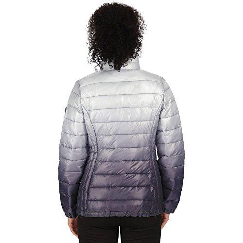 Regata de las señoras de Azuma Jacket0 Gris