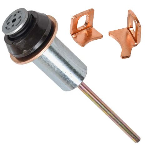 Motor Starter Contact - Starter Repair / Rebuild Kit for Nippondenso 1.2kW, 1.4kW OSGR Starters (Plunger & Solenoid Contacts)