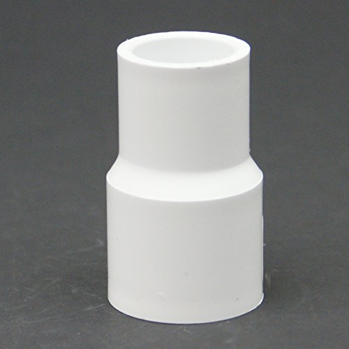 PVC Schedule 40 Slip Reducing Coupling - Slip Size : 1