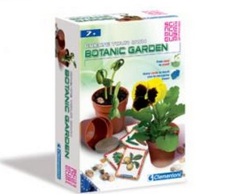 Museum Plant (Science Museum Create Your Own Botanic Garden Kit, Ages 7 and Up - Made in Italy)