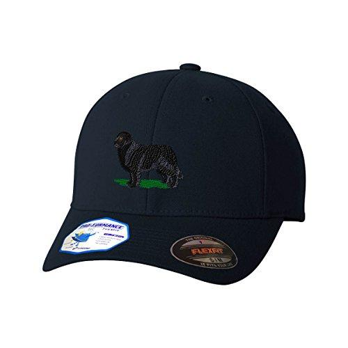 Newfoundland Flexfit Pro-Formance Embroidered Cap Hat Dark Navy - Cap Baseball Newfoundland