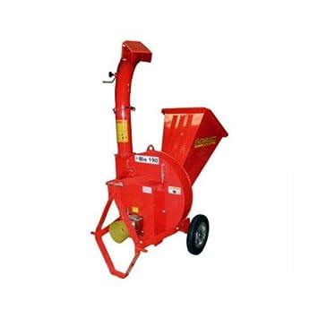 Triturador en toma de fuerza caravaggi Bio 190 T C - diámetro 10 cm - para tacteur de pequeña potencia: Amazon.es: Jardín