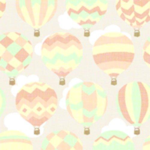 hot air balloon baby bedding - 3