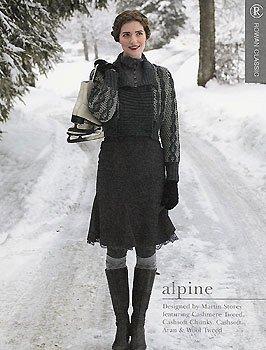 (RYC Rowan Classic Patterns Alpine)