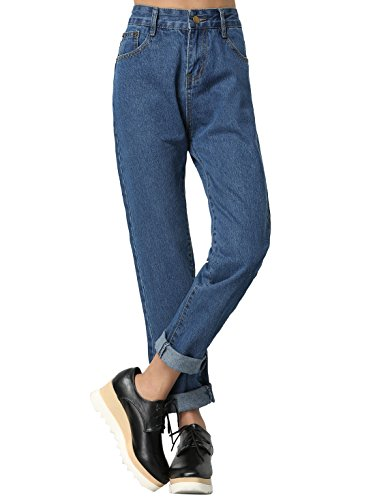 Cropped Capri Jeans - 2