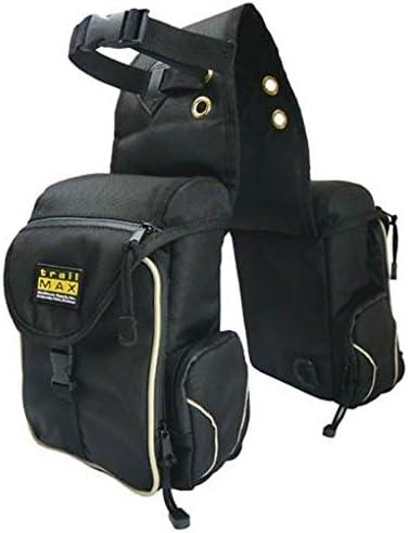 Trailmax 500 - Alforjas traseras - Equipaje para silla vaquera de cowboy