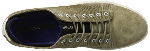 REPLAY Greybull - Zapatillas de casa Hombre Grau (Ecru)