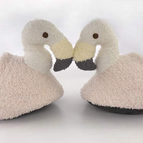 Osvino Casa De Flamingo Estar Por Zapatillas Mujer Para vwCvqfr