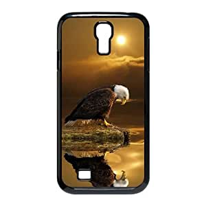 Eagle Design Cheap Custom Hard Case Cover for SamSung Galaxy S4 I9500, Eagle Galaxy S4 I9500 Case