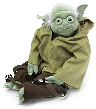 8567d77c931 Star Wars Star Images Buddy Yoda Wicket Backpack  Amazon.co.uk  Toys ...