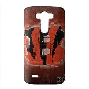 Fortune cincinnati bengals 3D Phone Case for LG G3