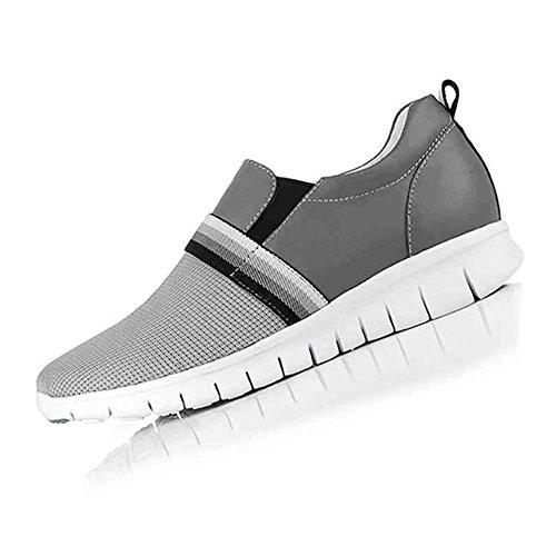 Alta zapatos de los hombres en verano/Zapatos de ocio de deportes de la red/Aire onda zapatos A