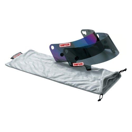 (Simpson Racing 23900 Dual Black Shield Bag)