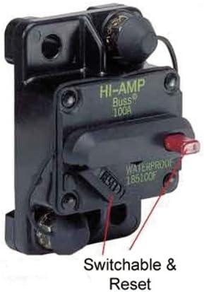 Marinco 185040F-01-1 40 Amp Circuit Breaker