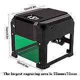 Titoe Laser Engraving Machine 3000mW Mini Desktop