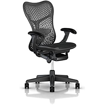 Amazoncom Herman Miller Aeron Executive Office ChairSize B