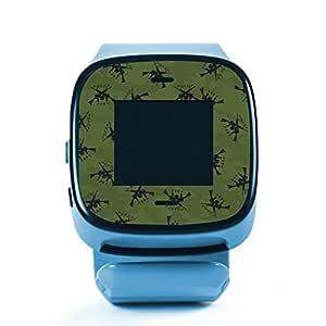 MightySkins Piel para Filip 2 Smartwatch - Molon Labe carcasa ...