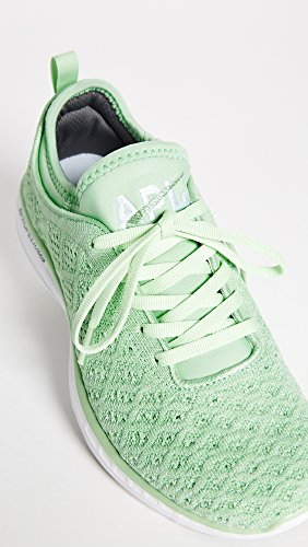 APL: Athletic Propulsion Labs Womens Techloom Phantom Running Shoe Day Glow 3AUB0