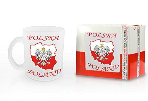 COFFEE CUP POLAND/POLSKA | MAP