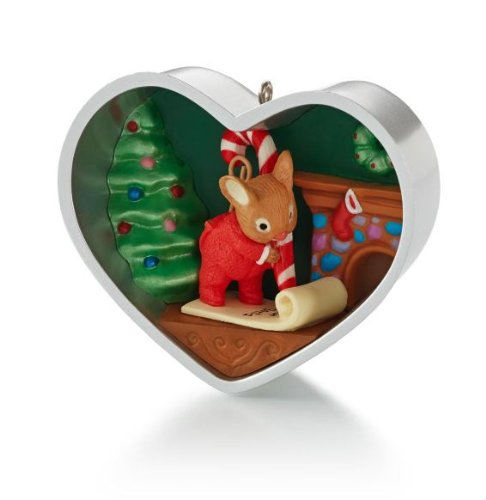 (1 X Cookie Cutter Christmas #2 Series 2013 Hallmark Ornament )