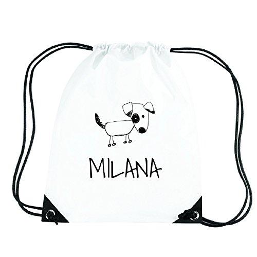 JOllipets MILANA Turnbeutel Sport Tasche PGYM5779 Design: Hund