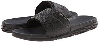Nike Men's Benassi Solarsoft Slide Sandal, Blackanthracite, 10 D(m) Us 5