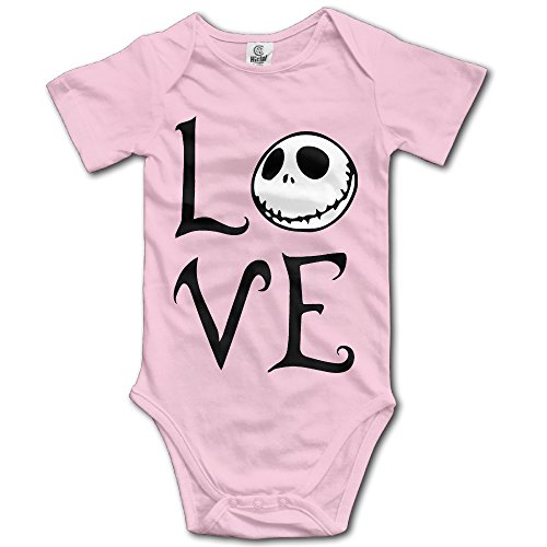 Price comparison product image The Nightmare Before Christmas Cotton Infant Baby Onesie Bodysuit