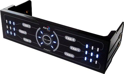 Aerocool F6XT Fan Controller