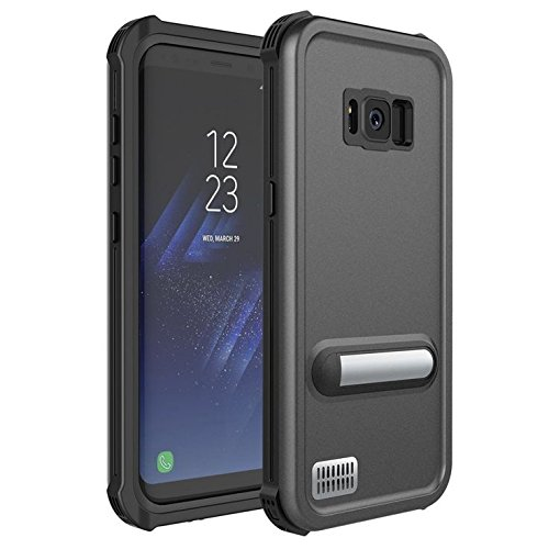 pretty nice 5efd0 49964 Amazon.com: Samsung Galaxy S8 Plus Waterproof Case By Redpepper, OL ...