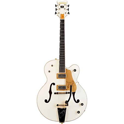 gretsch g6136t white falcon hollow body electric guitar buy online in uae musical. Black Bedroom Furniture Sets. Home Design Ideas