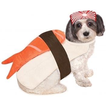 Rubies Costume Company Sushi Pet Costume, Small