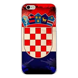 """Disagu Design Protective Case para Apple iPhone 6 Funda Cover """"Kroatien"""""""