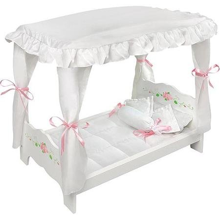 Badger Basket White Canopy Dolls product image