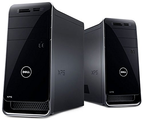 Dell XPS 8900 Desktop - Intel Core i7-6700 6th Generation Quad-Core Skylake up to 4.0 GHz, 64GB DDR4 Memory, 3TB SATA Hard Drive, 2GB Nvidia GeForce GT 730, Blu-ray Burner, Windows 10