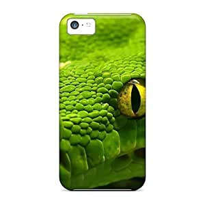 BestSellerWen Hot Snap-on Hd Green Anaconda Hard Protective For SamSung Galaxy S5 Mini Phone Case Cover