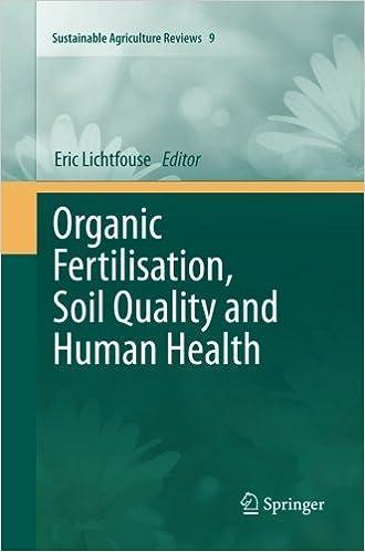 Livre en ligne écoute gratuite sans téléchargement Organic Fertilisation, Soil Quality and Human Health (Sustainable Agriculture Reviews) (2014-06-11) RTF