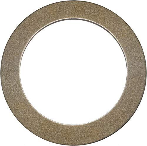 51mm ID, Grade 51CrV4 Chrome Vanadium Steel, Phosphate & Oil Finish, Belleville Disc Spring pack of 3 by Mubea