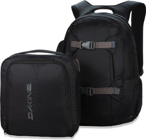 Dakine Mission Photo Backpack, 25-Liter, Black