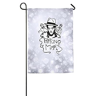Bruno Mars Gorgeous Garden Flag