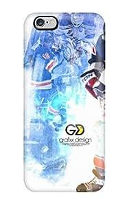 HXkUVqe3116axOUs New York Rangers Hockey Nhl (75) Fashion Tpu 6 Plus Case Cover For Iphone